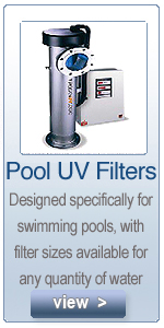uv pool water filters