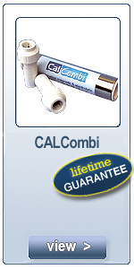 CALCombi Water Softener Conditioner